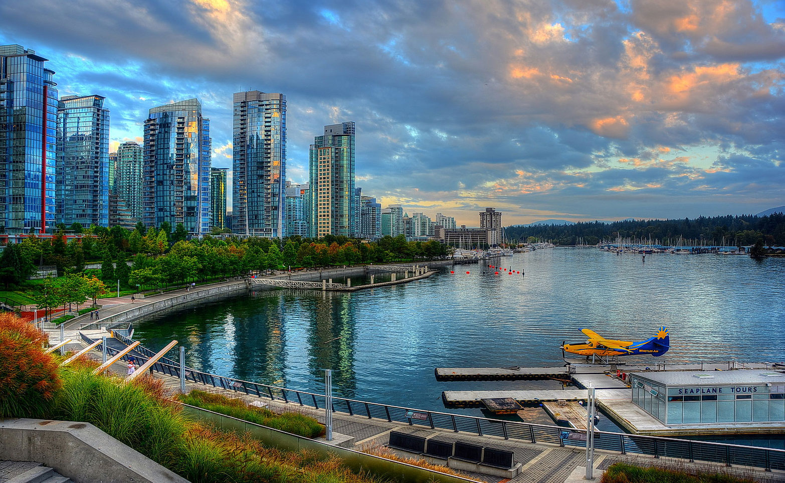 Coal Harbor Vancouver