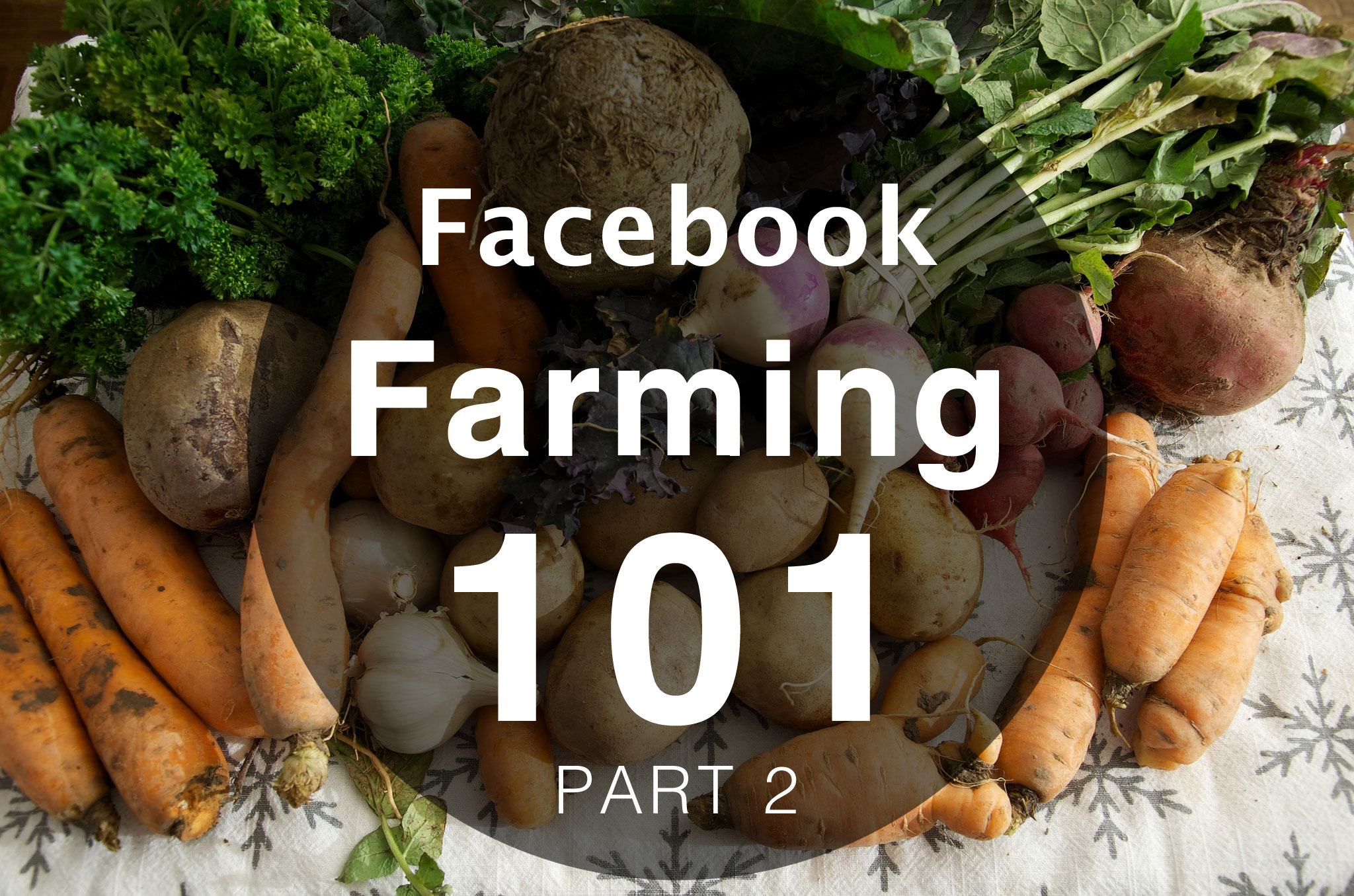 Facebook farming for Realtors 101
