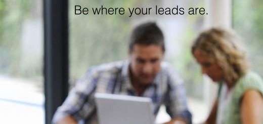 tech savvy real estate lead generation