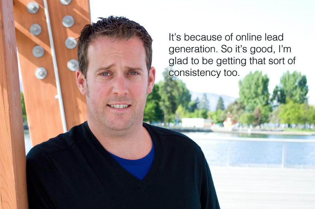 Darryl Reuter On Consistency