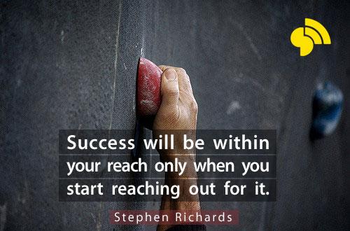 Lead generation success