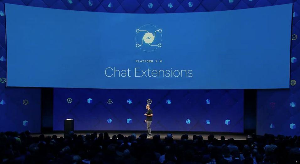 Messenger Chat Extensions