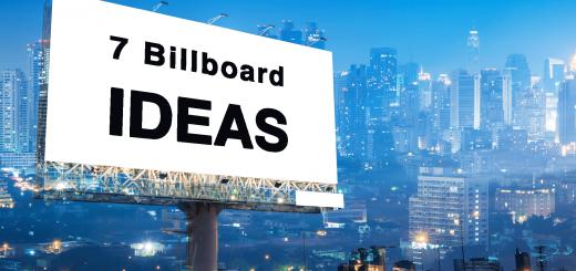 7 billboard ideas for real estate